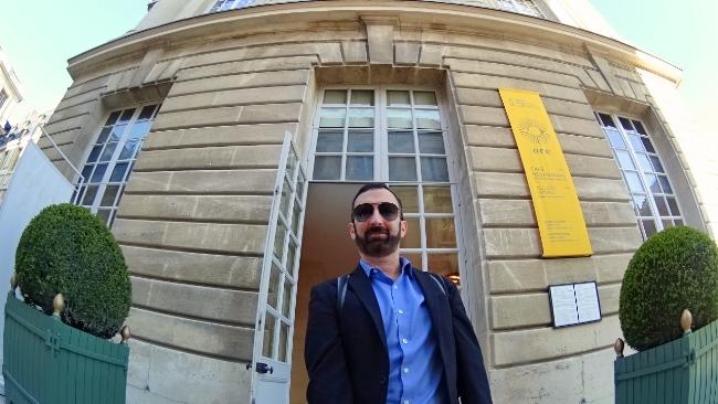 Ore Ducasse at Versailles