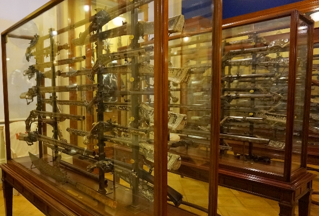 Guns at The Wallace Collection
