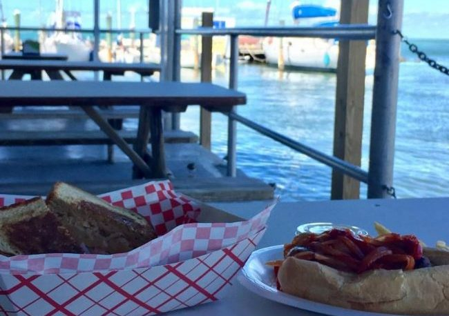 Where to Eat in Florida Keys - Key Fishery Market & Marina