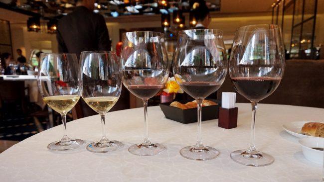 Wine in Hong Kong