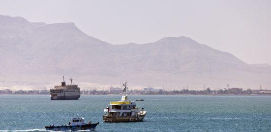 The Egyptian Caravan: Cruise Through the Suez Canal