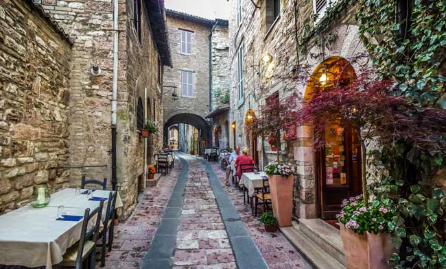 Umbria swaps headline-grabbing names for a more off-the-beaten-track charm, ditching the crowds in the process.