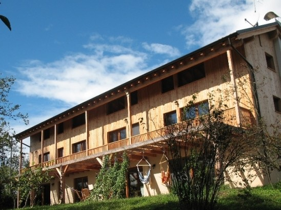 Photo courtesy of VeggieHotels/Campo di Cielo