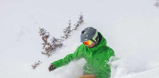 Spring Skiing in Breckenridge, Colorado