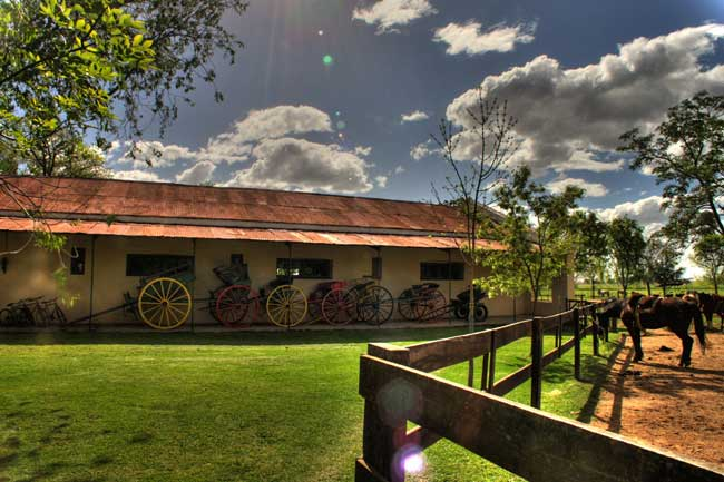 El Ombu is one of many top guest ranches in Argentina. Photo courtesy El Ombu