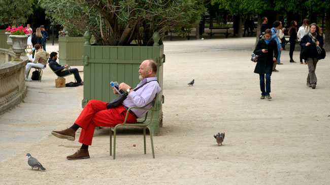 Travel in paris what to see and do in the 14th for Jardin du luxembourg hours