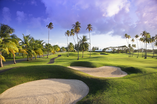 18-hole golf course. Photo courtesy of Magdalena Beach & Golf Resort