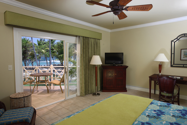 King Room with balcony. Photo courtesy of Magdalena Beach & Golf Resort