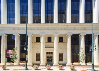 """The Bank that Looks Like a Bank,"" now Renaissance Denver Downtown. Photo courtesy of Renaissance Denver Downtown"