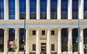 """The Bank that Looks Like a Bank,"" now Renaissance Denver Downtown. Photo courtesy of Renaissance Denver Downtown"
