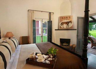Guest room at La Bamba. Photo courtesy La Bamba
