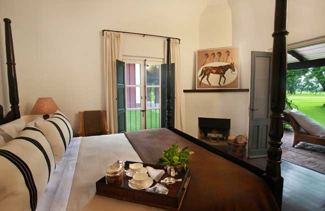 Argentina guest ranch - Guest room at La Bamba La Bamba de Areco. Photo courtesy La Bamba La Bamba de Areco