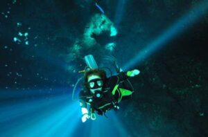 Diving Deep in the Yucatan