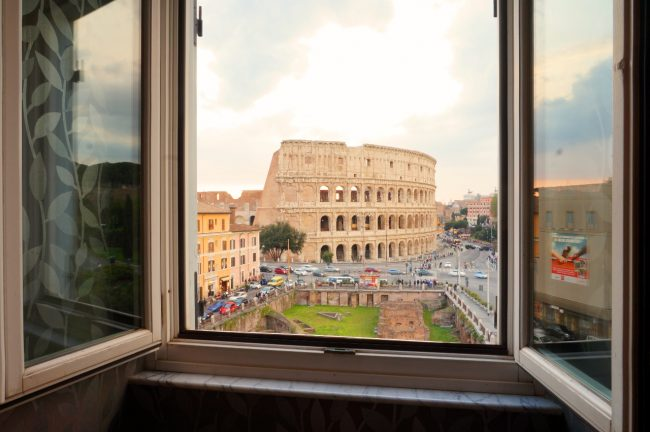 Headed to Rome? Check Out These 3 Cool Boutique Hotel Options