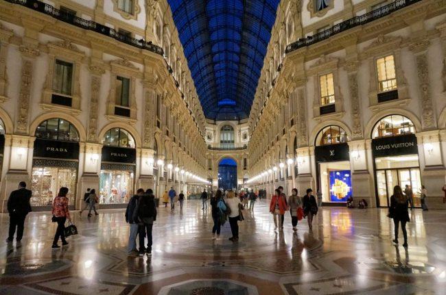 Galleria Vittorio Emaneuele