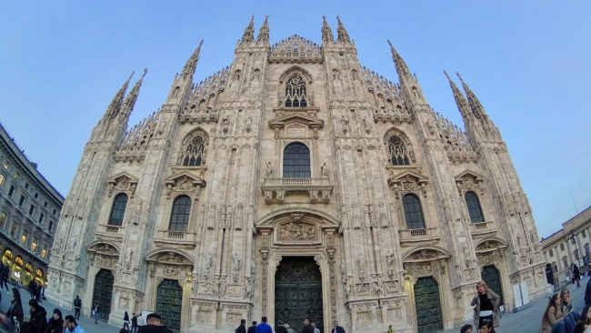 My Luxury Weekend in Milan