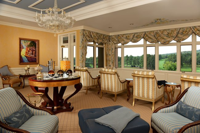 Relaxation room at the spa. Photo courtesy of The Broadmoor