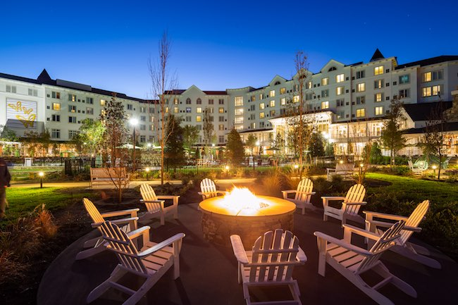 DreamMore Resort in Pigeon Forge, TN. Photo courtesy of DreamMore Resort