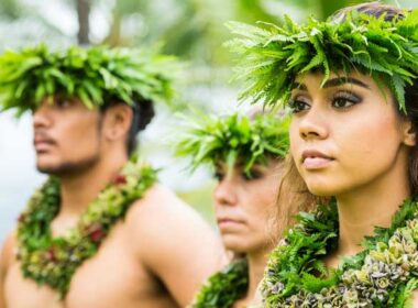Hawaiian language and culture are an integral part of life in Hawaii. Credit Hawaii Tourism Authority (HTA) / Tor Johnson