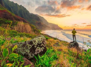 Explore the beaches of Honolulu, Hawaii