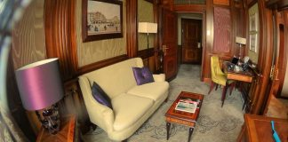 Suite at Principe di Savoia