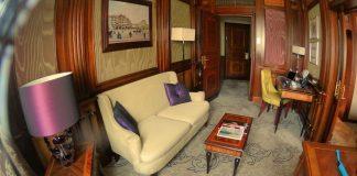 Suite at Principe di Savoia