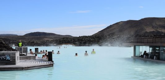 Blue Lagoon, Iceland. Photo by Dana C. Getz