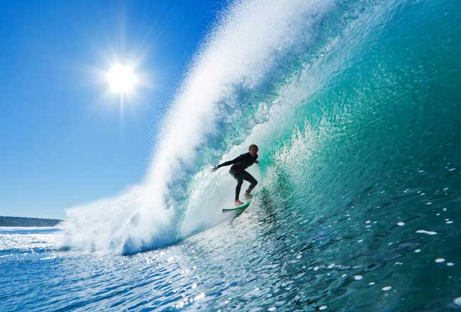 Surfing in Hawaii - Where to surf in Oahu