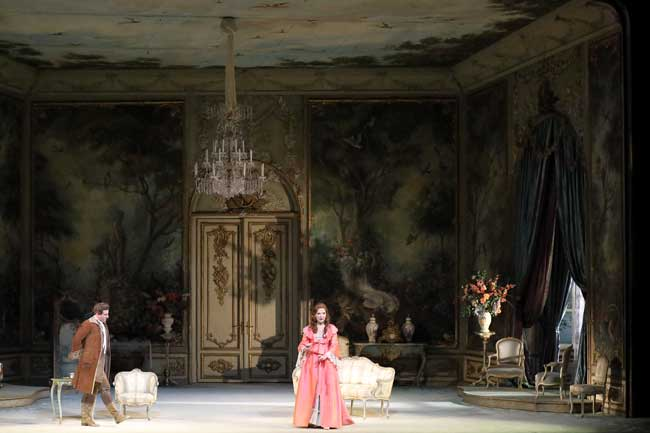 Opera in Munich, Der Rosenkavalier at the Bavarian State Opera in Munich. ©Wilfried Hösl