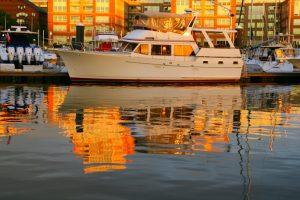 Aboard the Green Turtle: Boston's Floating B&B