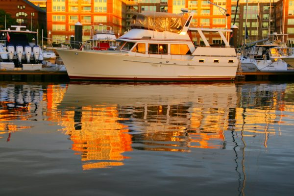 Aboard the Green Turtle: Boston's Floating B&B