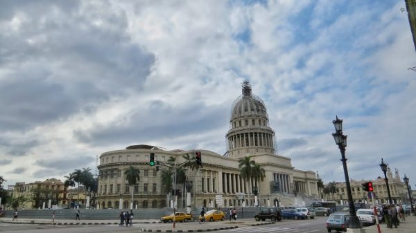 Travel in Havana, Cuba - The historic Capitol in Havana. Photo by Christina Lyon