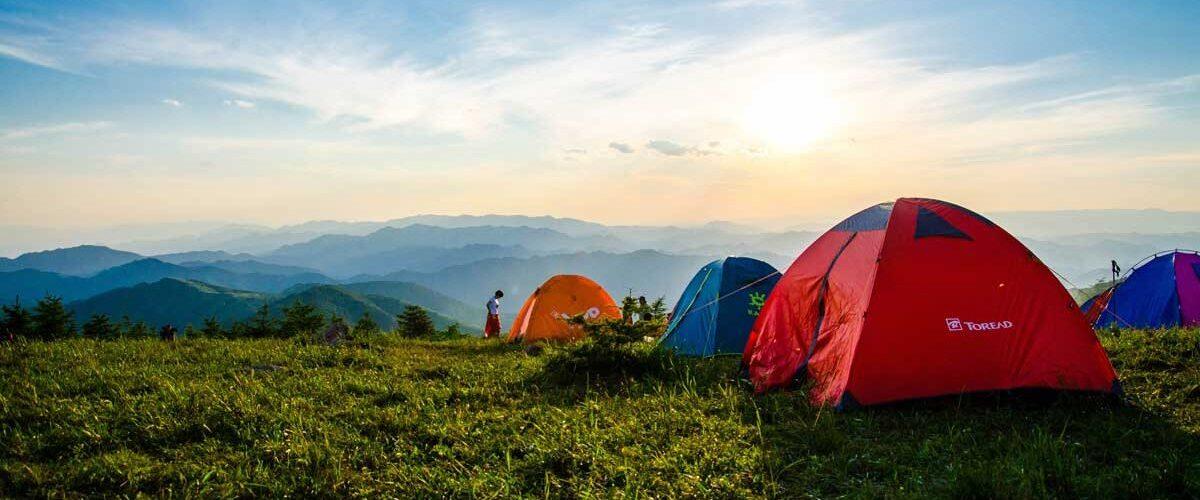 Camping in Colorado