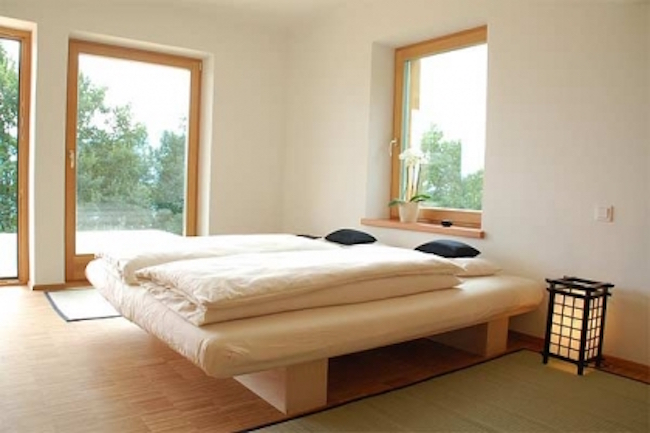Soami Retreat Center, Millstatt, Kärnten, Austria. Photo courtesy of VeggieHotels/Soami Retreat Center