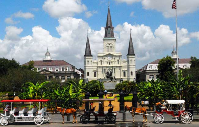 New Orleans is looking better than ever. Photo by New Orleans CVB