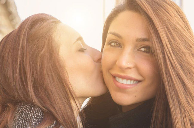 Customs around the world - In many cultures, greetings include a kiss on the check, sometimes two or three.