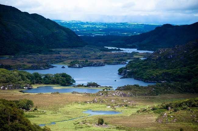 Ladies View at Killarney National Park. Flickr/ilaria