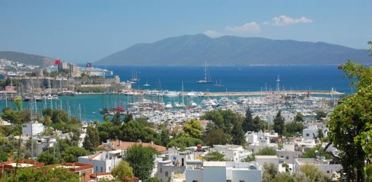 Bad Night in Bodrum: An Adventure in Turkey