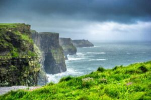 On the Road Again – with 26 Strangers, in Ireland