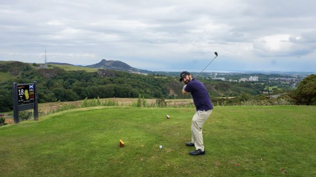 A Luxury Golf Getaway to Scotland