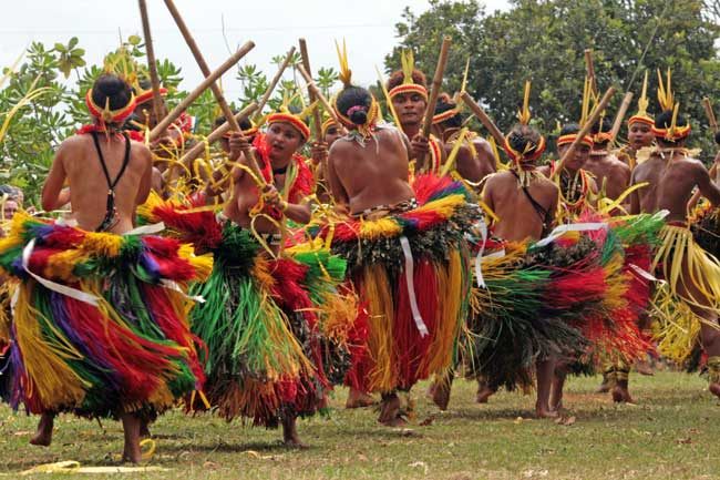Love Festivals, but Hate Crowds? Head to the Remote Island of Yap