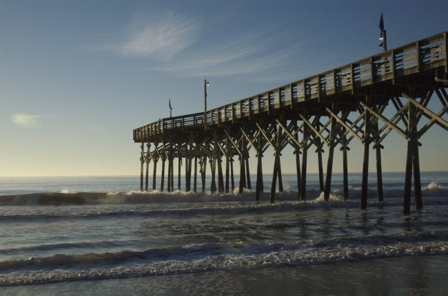 Southern Style Seaside Vacation in Myrtle Beach