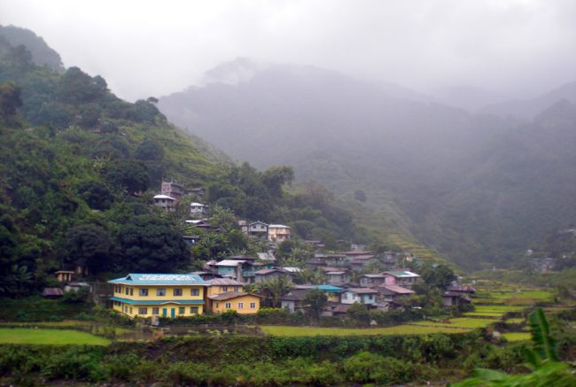 Sagada. Photo by Flickr/allan_the_colorblind