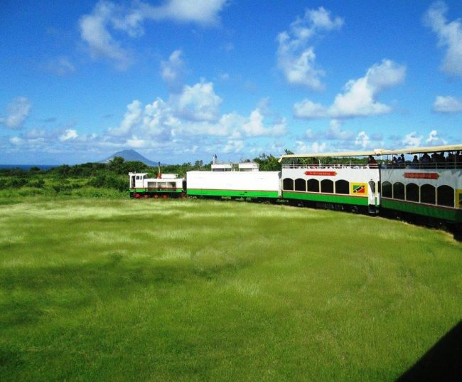 A St. Kitts Scenic Railway. Photo by Victor Block