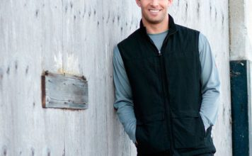The Q.U.E.S.T. Men's Tech Vest can be a helpful tool while traveling.