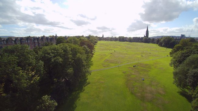 Brunsfield Links in Edinburgh