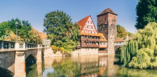 A view of Nuremburg. Photo by Viking Cruises