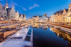 The Low-Key Magic of Ghent, Belgium