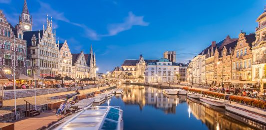 The Low-Key Magic of Ghent, Belgium