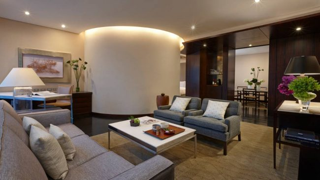 Four Seasons Tokyo suite